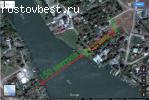 Участок на берегу реки Дон в 10 км от Ростова!